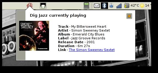 Dig Jazz Applet