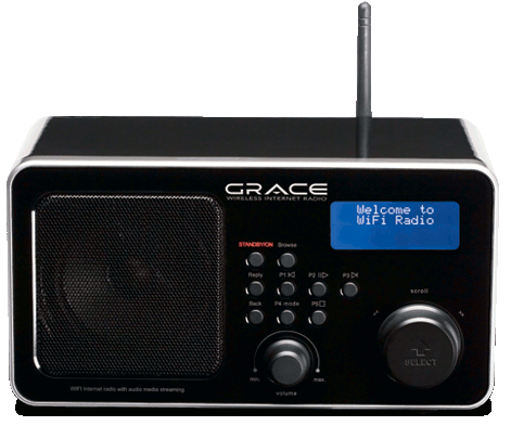 Grace ITC-IR1000 Wifi Radio